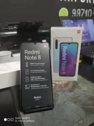 Note 8 64gb/4ram- a pronta entrega com garantia e loja física/ versão global