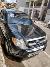 Hilux diesel 4 x 4 - 2008