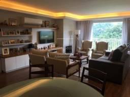 Apartamento à venda com 3 dormitórios em Centro, Petrópolis cod:4170