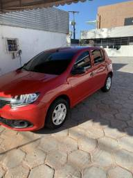 Renault / sandero authentic 1.0 - 2017