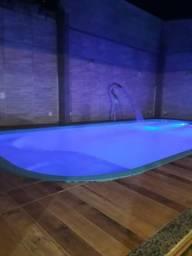 Casa 4 quartos com piscina em cabo frio disponível para CARNAVAL