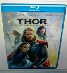 Thor - O mundo Sombrio (Blu-ray lacrado, novo)