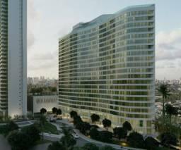 Título do anúncio: Parque no Cais flat com 1 quarto em Recife - Plano direto de pagamento