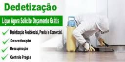 Dedetização R$ 99,00 promoção garantia 03 meses casa completa 11 992966500