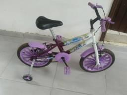 Vendo bicicleta peppa pig aro16