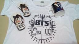 Kit BTS K-Pop Personalizado