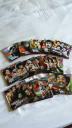 Coleção de CDs de Soul edição especial Folha de São Paulo Excelente Qualidade e Acabamento