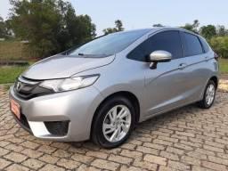 Honda Fit LX 1.5 Automático Único Dono 2017/2017