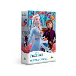 Frozen II ? Quebra-Cabeça 200 Peças