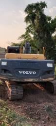 Escavadeira hidráulica Volvo