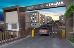 BM Lançamento MRV, Pontal do Atalaia, Apartamento com 2 quartos