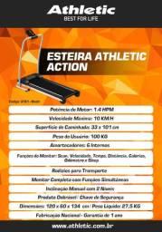 Esteira Athletic Action ou Walker Em Até 10X Sem Juros