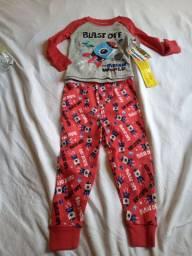 Pijama blast off Tam 18 meses