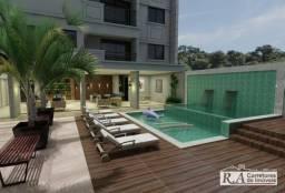 Apartamento com 1 dormitório à venda, 57 m² por R$ 314.977,87 - Centro - Foz do Iguaçu/PR