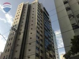 Apartamento com 4 dormitórios à venda, 110 m² por R$ 680.000,00 - Boa Viagem - Recife/PE