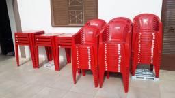 Jogo de mesas - Brahma novos