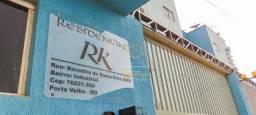 Apartamento térreo com 2 dormitórios à venda, 79 m² por R$ 175.000 - Industrial - Porto Ve