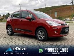 Citroën C3 Tendance 1.5 Flex 8V 5p Mec. - Com Teto Zenith - Versão Top de Linha - 2015