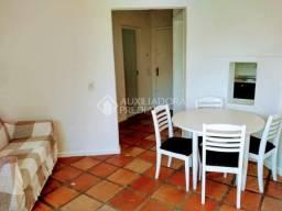 Apartamento para alugar com 1 dormitórios em Rio branco, Porto alegre cod:252811