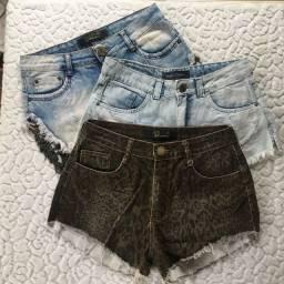 Shorts jeans tam 40