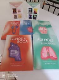Vendo livros novos