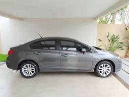 Honda Civic LXR Automático + Couro, ÚNICO DONO!!
