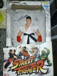 Boneco street fighter Ryu