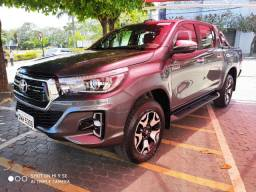 Toyota hillux Srx Diesel top 2020