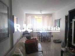 Apartamento à venda com 3 dormitórios em Tijuca, Rio de janeiro cod:MBAP33091