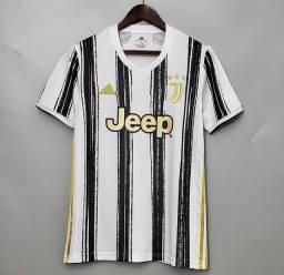 Camisa Juventus home 2020/2021