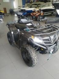 Quadriciclo cf 450