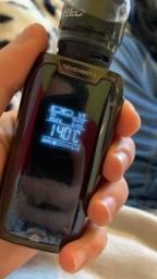 Revenger X e Tank Kit + Atomizador Creed RTA + Bateria Samsung 18650/30Q