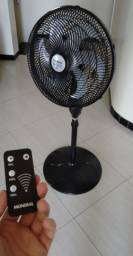 Ventilador coluna com controle remoto