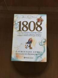 Livro 1808 Laurentino Gomes