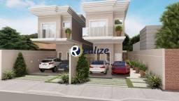 Casa Duplex com 3 suítes de fino acabamento na Praia do Morro em Guarapari-ES, co