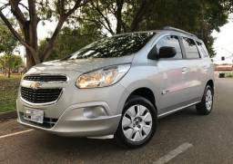 Vendo ou troco - Chevrolet Spin 1.8 LT Manual 2015 - 5 lugares