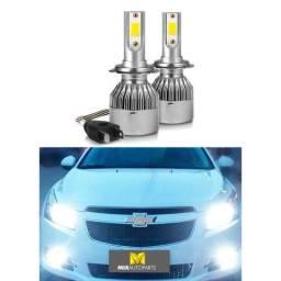 Kit Ultra Led Full GM Cruze 2012 em Diante 6000k 12/24v Efeito Xenon comprar usado  Maringa