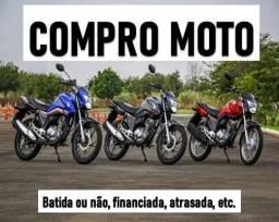 Honda CG 160 - Commpro / Assumo - 2017