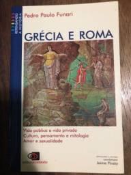 Grécia e Roma - Pedro Paulo Funari em ótimo estado