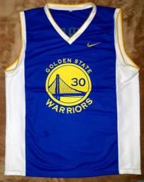 Camisa regata de basquete NBA Golden State Warriors