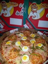 Pizza 8 pedaços