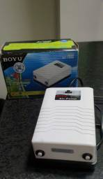 """Compressor BOYU SC 7500 """"NOVO"""""""