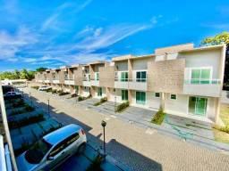 Duplex em condomínio com 2 suítes e lazer ao lado do centro do eusébio, Confira!!!