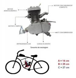 Consertos de bike motorizada e Mobilete em navegantes.