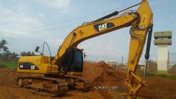 Escavadeira hidráulica 2013 1.850 horas
