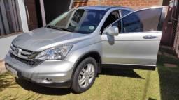 Honda Crv EXL 2010 - Placa A - 4wd - Teto - Impecável Particular