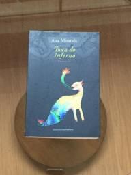 Livro Boca do Inferno Ana MIranda
