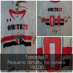 Camisa São Paulo #Mito25