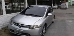 Vendo New Civic LXS 08 Completo, automático +GNV