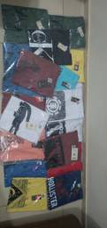Camisetas M e G / Todas as marcas